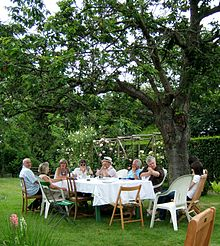 Al Fresco Dining Wikipedia