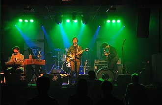 Grote Prijs van Nederland - Indie folk band AlascA performing at the 2011 finals