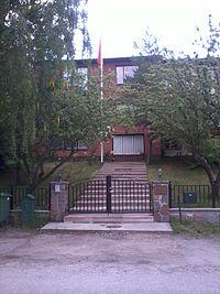 Albaniens ambassade på Lidingö 2. jpg