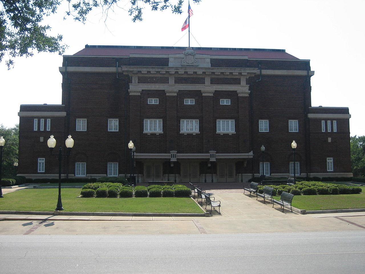 City Hall Thomson Ga