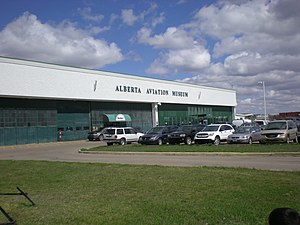 Alberta Aviation Museum - Image: Alberta Aviation Museum