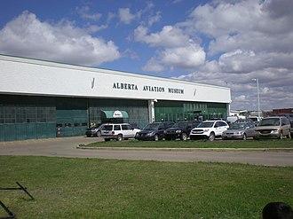 Alberta Aviation Museum - Image: Alberta Aviation Museum