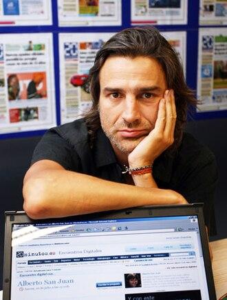 Alberto San Juan - Image: Alberto San Juan 20m