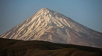 Alborz - Image: Alborz Mountains Iran 02