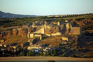Zorita de los Canes Place in Castile-La Mancha, Spain