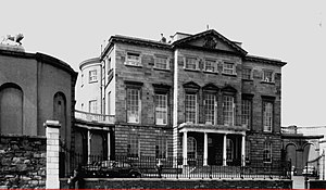 Aldborough House - Image: Aldborough House, Dublin