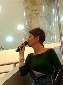 Alessandra Amoroso.