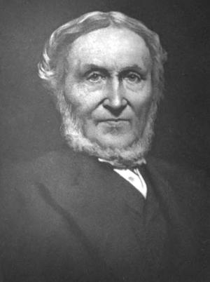 Alexander MacMillan (publisher) - Portrait of Alexander Macmillan