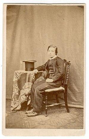 Alfred Thornton - Alfred Thornton at Harrow School
