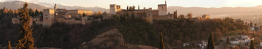 Alhambra - Granada - 001 - Panorama.jpg
