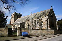 All Saints' church, Bigby, Lincs. - geograph.org.uk - 143914.jpg