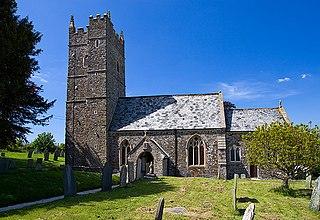 Alverdiscott village in United Kingdom