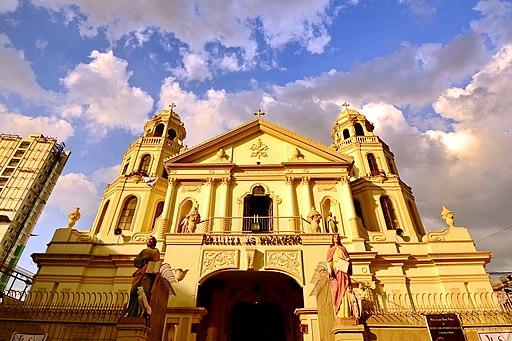Allan Jay Quesada- Quiapo Church DSC 0065 The Minor Basilica of the Black Nazarene or Quiapo Church, Manila