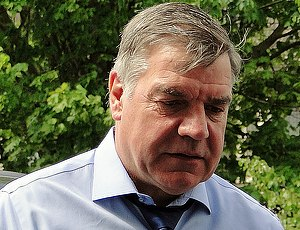 Sam Allardyce - Allardyce as manager of West Ham United in 2015