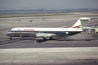 Allegheny Airlines Flight 853