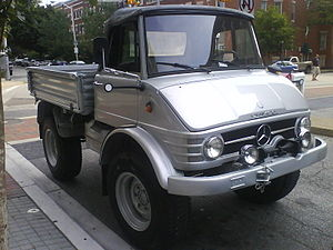 Unimog - Unimog pickup in Baltimore, Maryland