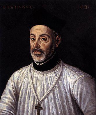Diego de Covarubias y Leyva - Diego de Covarrubias, by Alonso Sánchez Coello.