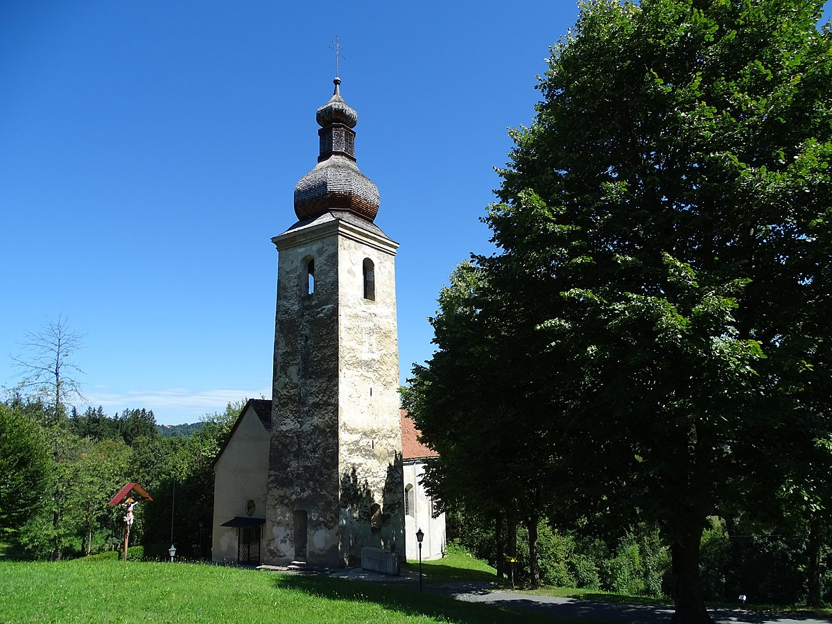 Kirche Bartholomä