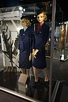 American Airlines C.R. Smith Museum May 2019 11 (1934 and 1937-39 stewardess uniforms).jpg