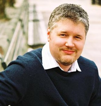Robotomy - Buckley (pictured) collaborated with Deasy to pitch concepts to the network starting in 2007.