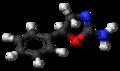 Aminorex molecule ball.png