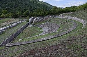 Amiternum - Amiternum Theatre