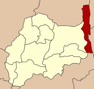 Lam Sonthi District - Image: Amphoe 1610