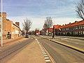 Amsterdam - Kamperfoelieweg bushalte Mosplein.JPG