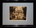 Amsterdam - Rijksmuseum - Late Rembrandt Exposition 2015 - The Three Crosses 1653 C.jpg