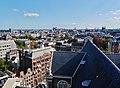 Amsterdam Westerkerk Blick vom Turm aufs Dach 5.jpg