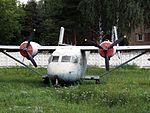 An-14 at Central Air Force Museum Monino pic1.JPG