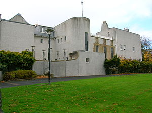 House for an Art Lover - Image: An Artists House Bellahouston