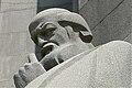 Anania-Shirakatsi statue in Yerevan 02.jpg
