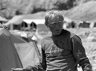 Anatoli Boukreev Russian mountain climber