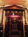 Andaz Liverpool Street Hotel (former Great Eastern Hotel) 04 - first floor (Greek) masonic temple.jpg