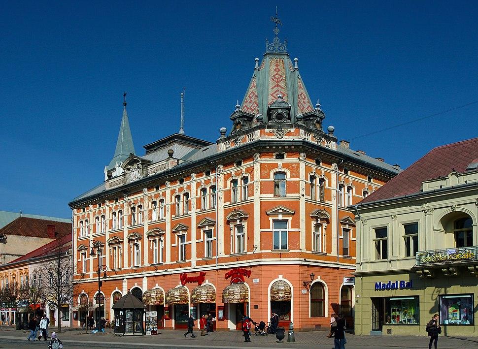 Andrášiho palác, Hlavná 81, Košice