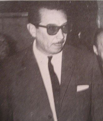 General Confederation of Labour (Argentina) - Andrés Framini, who won the lifting of six years of government receivership in 1961