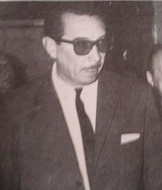 Andrés Framini - Andrés Framini in 1955.