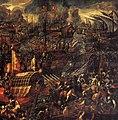 Andrea Vicentino - Battle of Lepanto (detail) - WGA25054.jpg