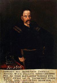 Andrej Kazimier Zaviša. Андрэй Казімер Завіша (1676).jpg
