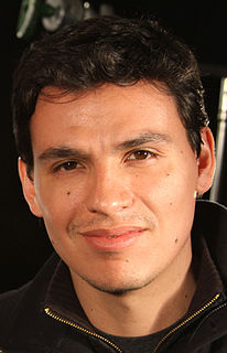 Colombian American writer-director and songwriter