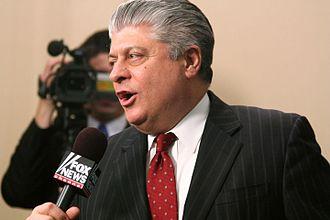 Andrew Napolitano - Napolitano, 2010
