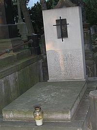Andrzej Zakrzewski monument.JPG