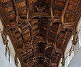 Angel roof of St Wendreda's Church, March.jpg