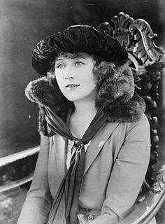 Anna Q. Nilsson Swedish-American actress