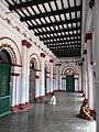 Annapurna & Shiva Temple Verandah - Andul Royal Palace - Howrah 2012-03-25 2881.JPG