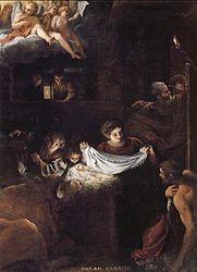 Francesco Albani: Nativity