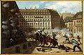 Anonymous - Prise du château d'eau, place du Palais-Royal, le 24 février 1848. - P821 - Musée Carnavalet.jpg