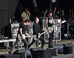 Anti-Flag in 2017