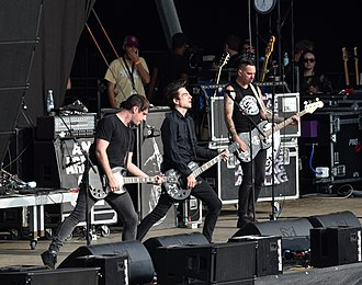 Anti-Flag - Image: Anti Flag Reload Festival 2017 00